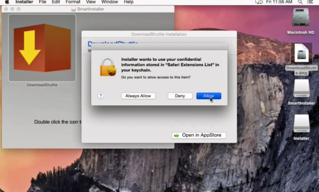 Sneaky adware caught accessing users' Mac Keychain without permission