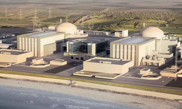 Hinkley Point C nuclear plant approved by EDF, but UK gov't backs out of contract last minute