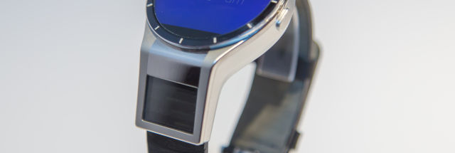 "Lenovo ""Magic View"" concept is a crazy mix of a smartwatch ..."