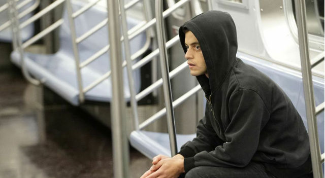 Mr. Robot's first season was a compelling descent into madness