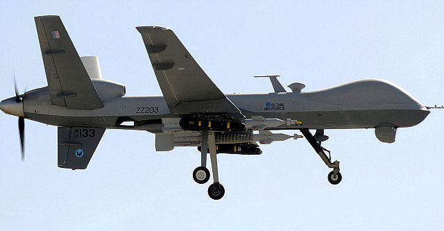 MPs: Drone strike law must be clearer or ministers could face murder charges