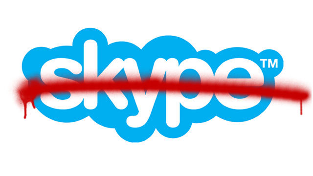 Skype download removed from Apple and Android App Stores in China