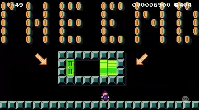 With <i>Super Mario Maker</i> there's no escaping the fun... or the grim spectre of death!