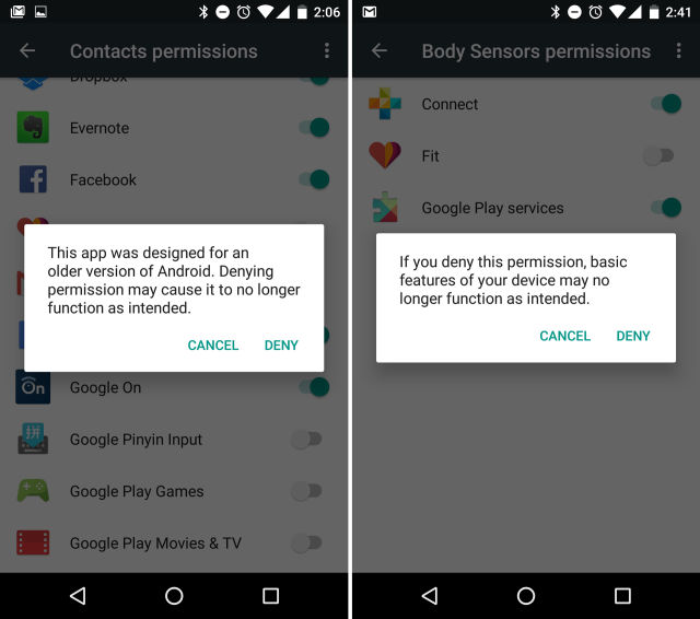 Android 6 0 Marshmallow, thoroughly reviewed   Ars Technica