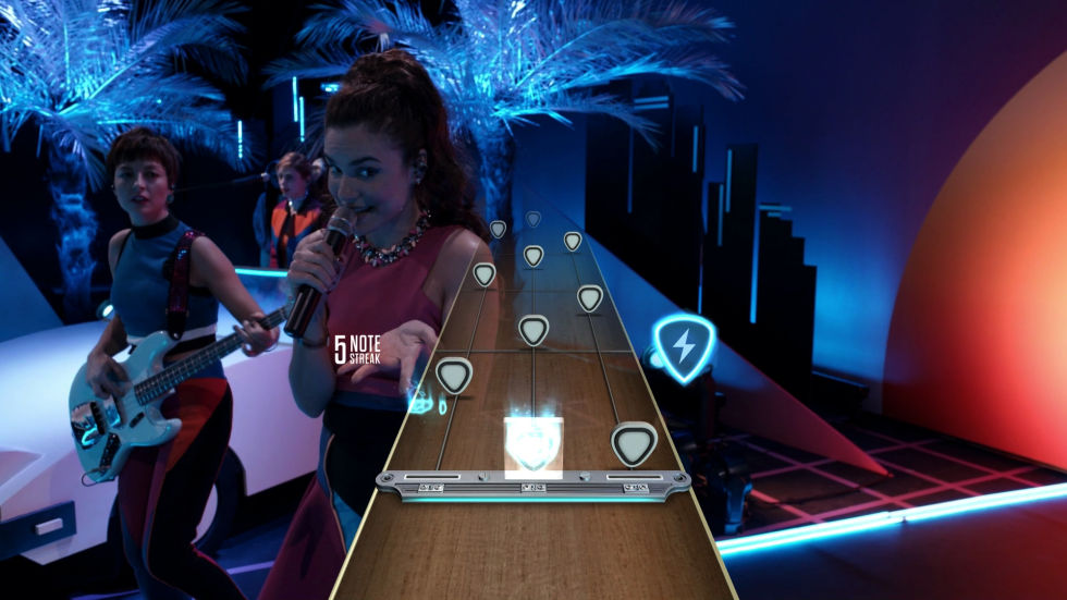 Guitar Hero Live Review This Is How To Make Rhythm Games Relevant
