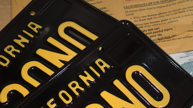 In 2016, if California cops get hacked, lose your license plate data, you can sue