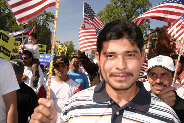 Citizenship leads immigrants to integrate, not the other way around