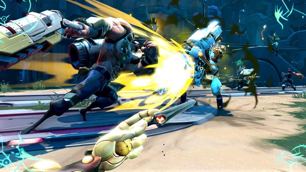 "Battleborn hands-on: ""Not a MOBA, not a MOBA, not a MOBA"""