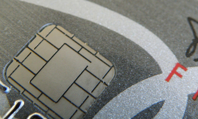 Today, all stores in the US should accept chip-and-PIN cards. Yeah, right.