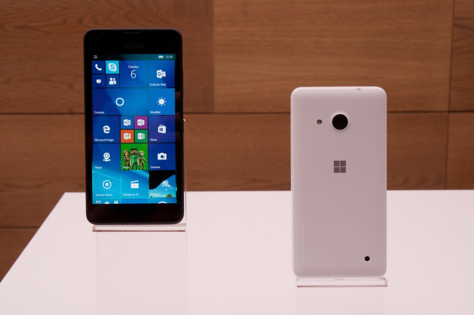The Lumia 950.