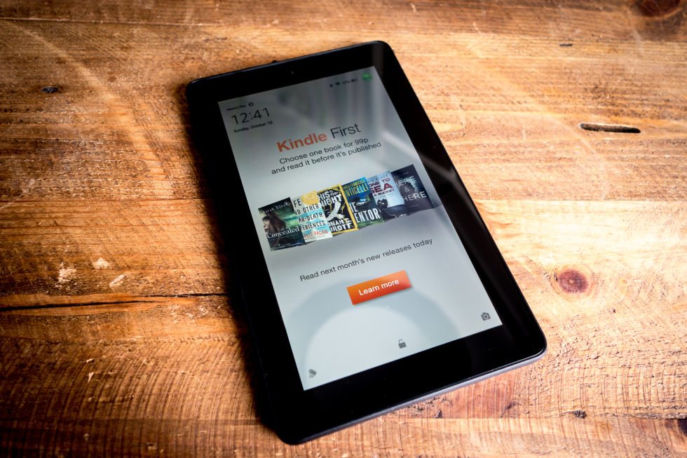 Amazon's $50 Fire tablet reviewed: Surprisingly, it doesn't suck