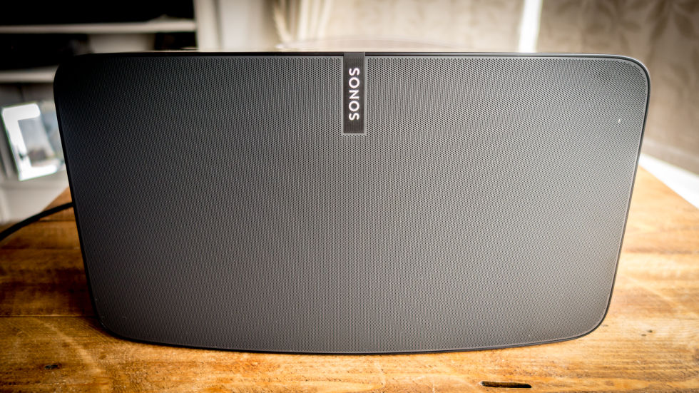 Sonos Play:5 review: The best-sounding wireless speaker system we've ever used