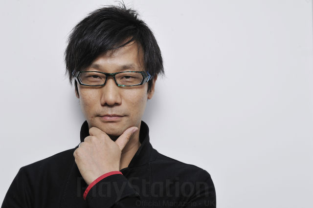 "It's OK everyone, Kojima hasn't left Konami—he's just ""on vacation"""