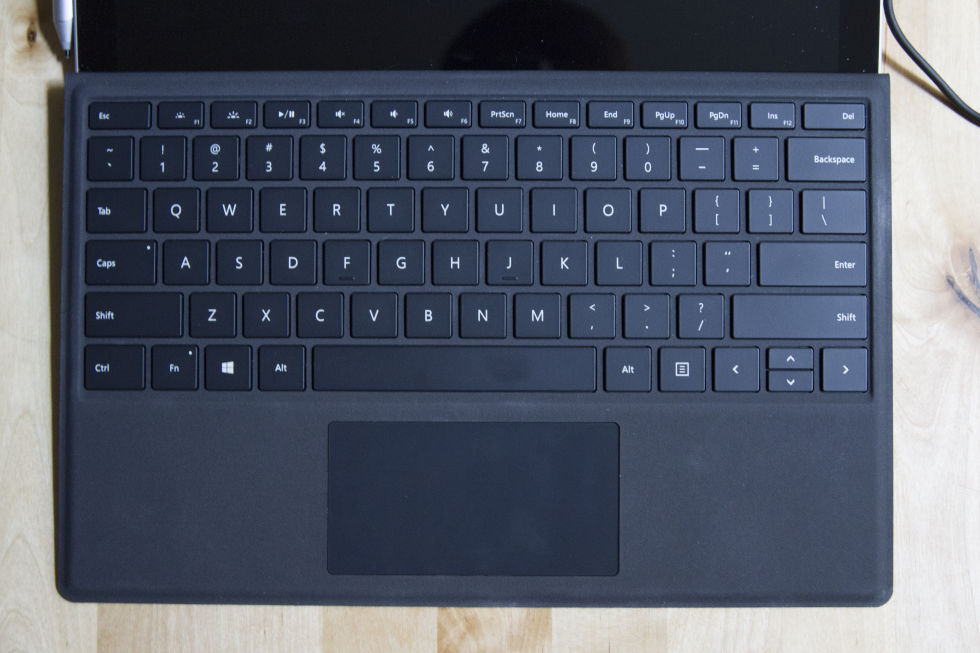 The keyboard is better, the touchpad is immensely improved.