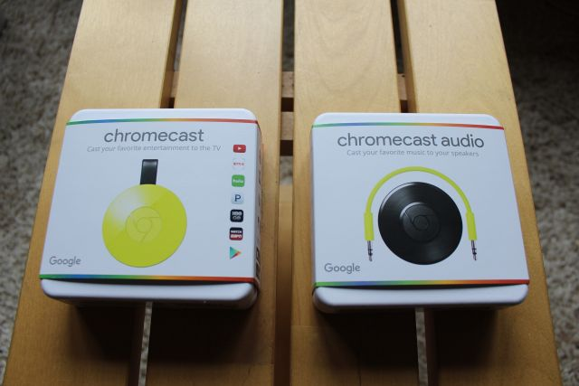 The 2015 Chromecast and Chromecast Audio: Small blips in the