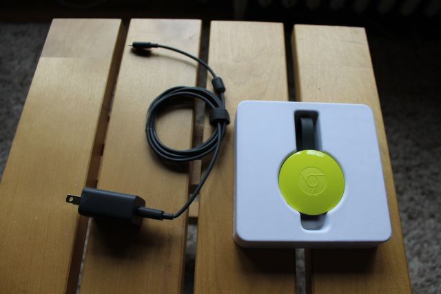 CHROMECAST AUDIO REPLACEMENT - How to Add an Aux Port to
