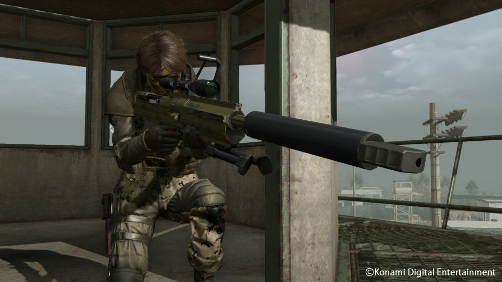 Metal Gear Online review: Not even close to the single-player game