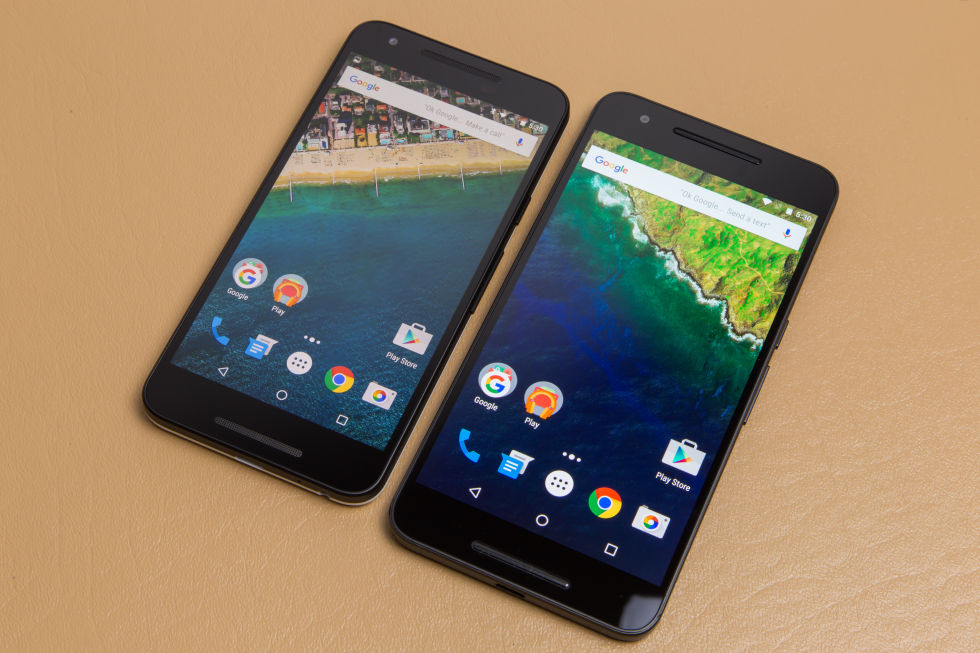 Nexus 5X and Nexus 6P review: The true flagships of the Android ecosystem