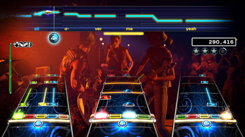 Even if you think you're over <i>Rock Band</i>, this game may prove you wrong.