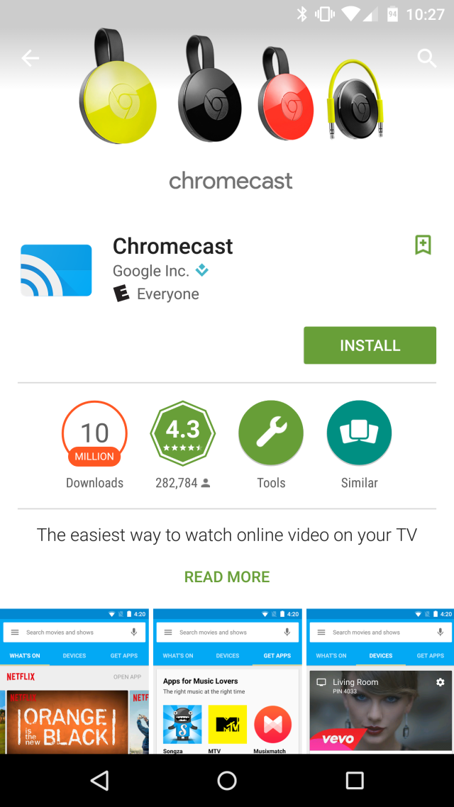 The 2015 Chromecast and Chromecast Audio: Small blips in the stream