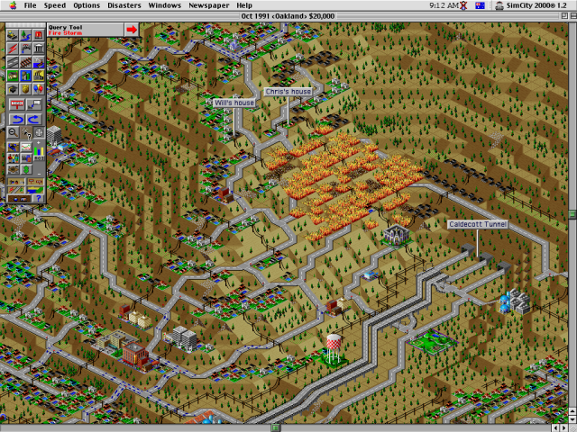 From SimCity to, well, SimCity: The history of city-building
