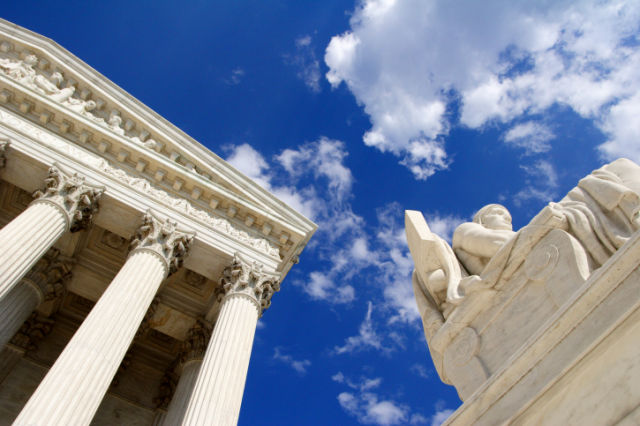 Supreme Court takes 1st patent case of term, and plaintiffs could benefit
