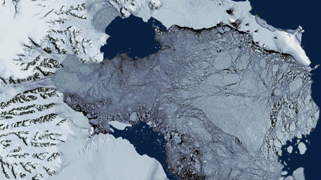 More Antarctic ice shelf collapses are in store
