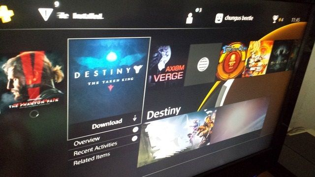 How to stop your PS4 from pushing unwanted games to your home menu