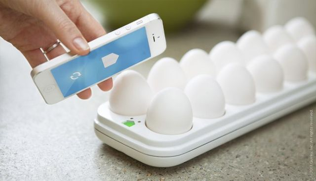 Have you ever checked how many eggs you have in the fridge from the grocery store? You will someday... maybe. But IoT will find its way into your life in more subtle ways.