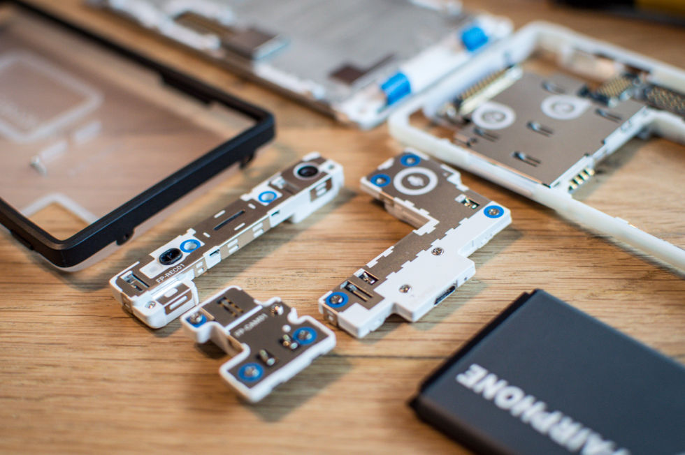 Fairphone 2 hands-on: Modular phones are finally here