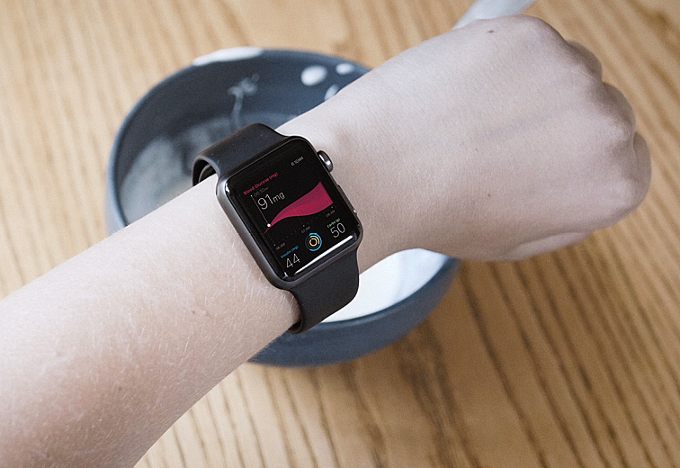 The Fjord Fido diabetes tracking application, linked through an Apple Watch, is an example of one of the ways that wearable IoT devices can help millions.