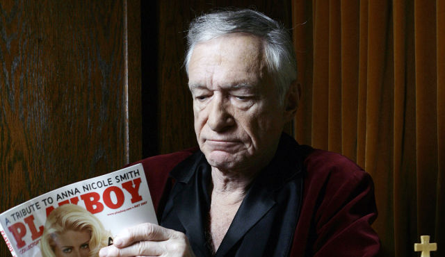 Playboy magazine will no longer publish nude photos, thanks to Internet