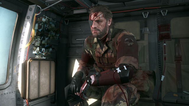 <em>Metal Gear Solid 5</em>.