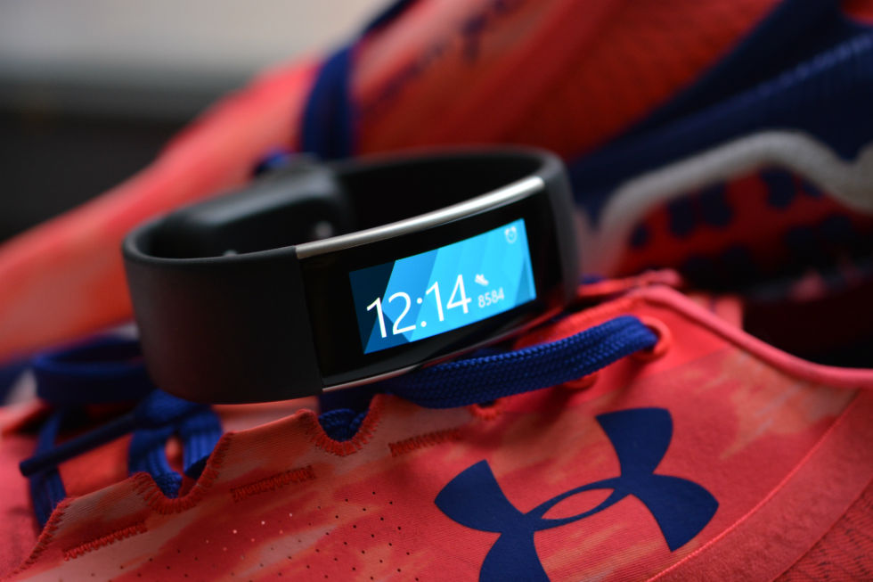 The Microsoft Band 2.