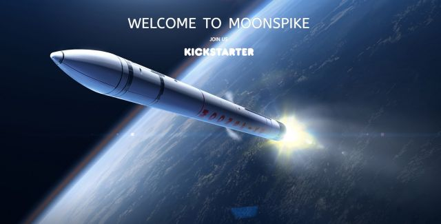 Effort to crowdfund a moon rocket lags as time runs short