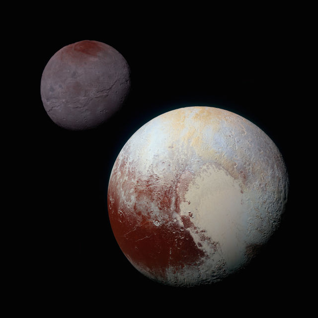 First science results come in from New Horizons