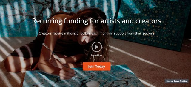 Patreon: Some user names, e-mail and mailing addresses stolen