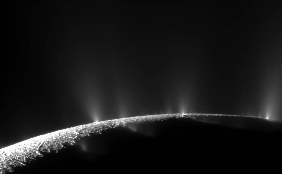 Finding life on Enceladus probably won't just be a simple matter of flying through its plumes.