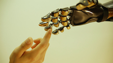 Luke Skywalker's prosthetic arm inspires artificial skin