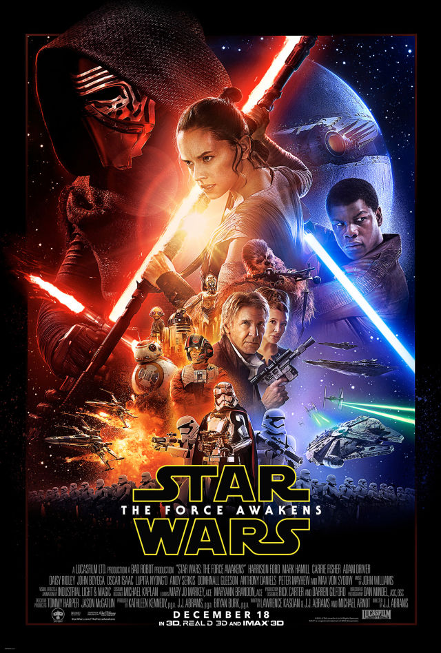 Star Wars: The Force Awakens full trailer debut, ticket sales underway [Updated]