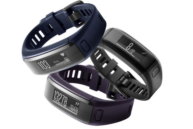 Garmin dives into wrist-bound heart rate monitoring with Vivosmart HR