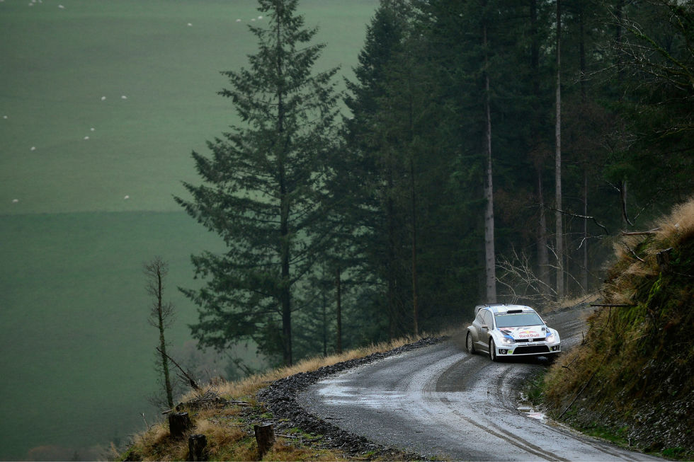 Wales Rally GB: 300hp, 4WD, and the unique challenge of finding grip on gravel
