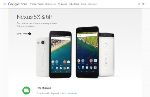 The digital Google Store.