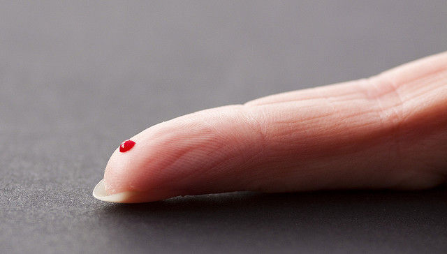 New study spills doubt on some fingerprick blood tests