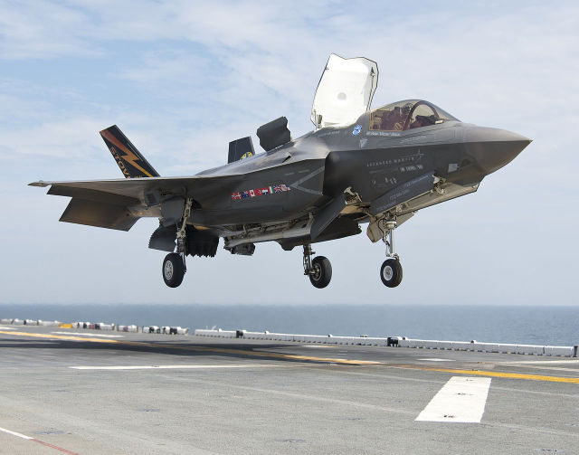 UK will speed up purchase of F-35 jets
