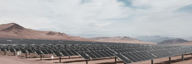 Covering The Deserts With Solar Will Also Change The
