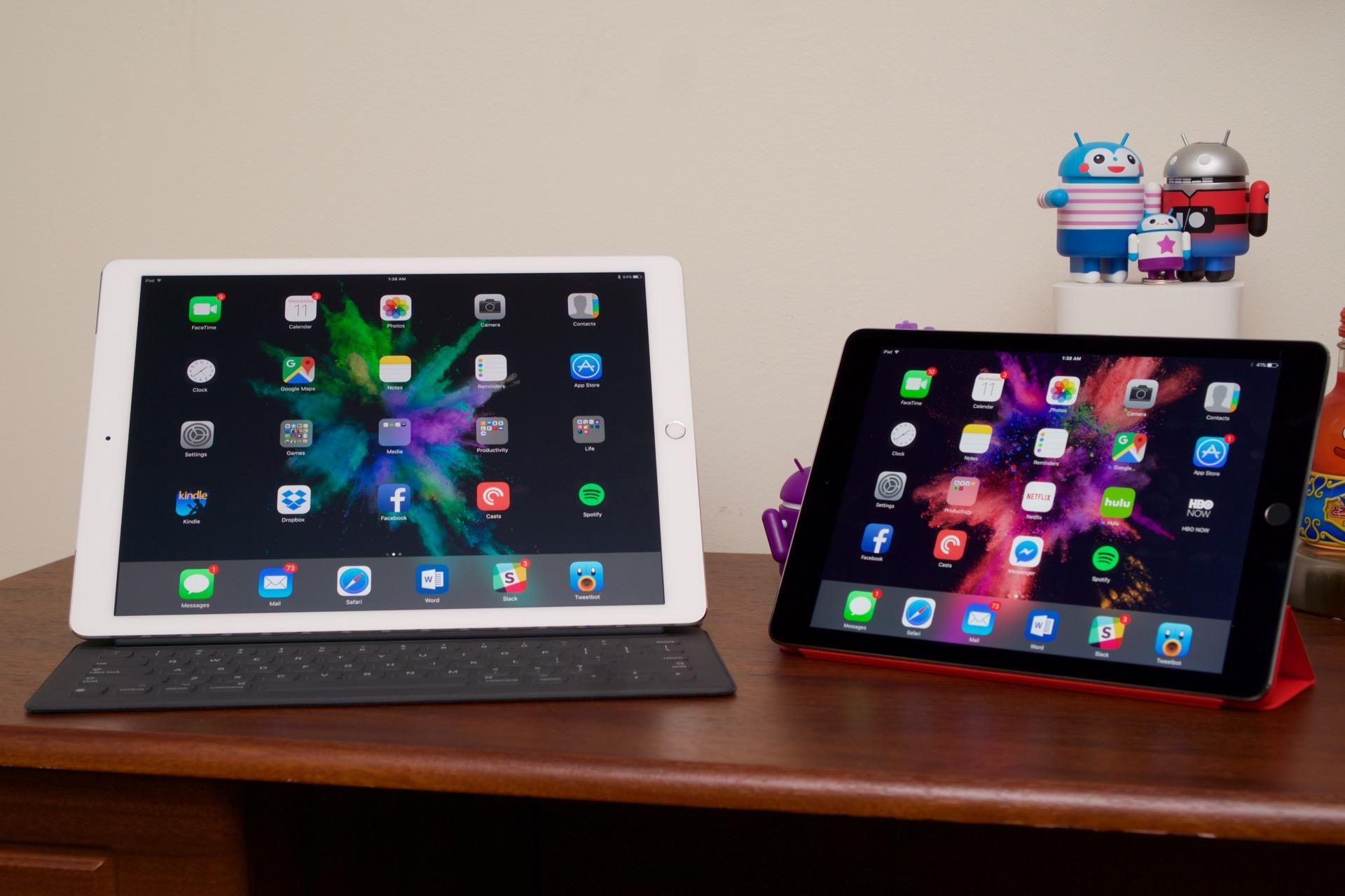 DisplayMate: iPad Pro has a great screen, but the iPad ...