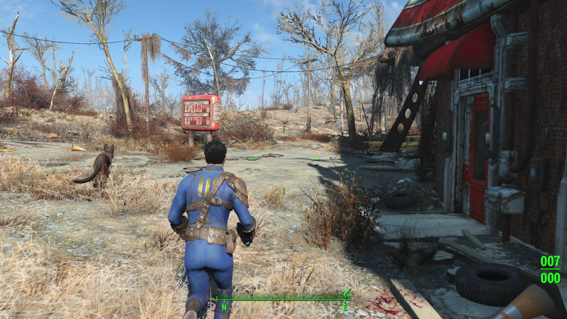Fallout 4 review: Check your next-gen expectations at the