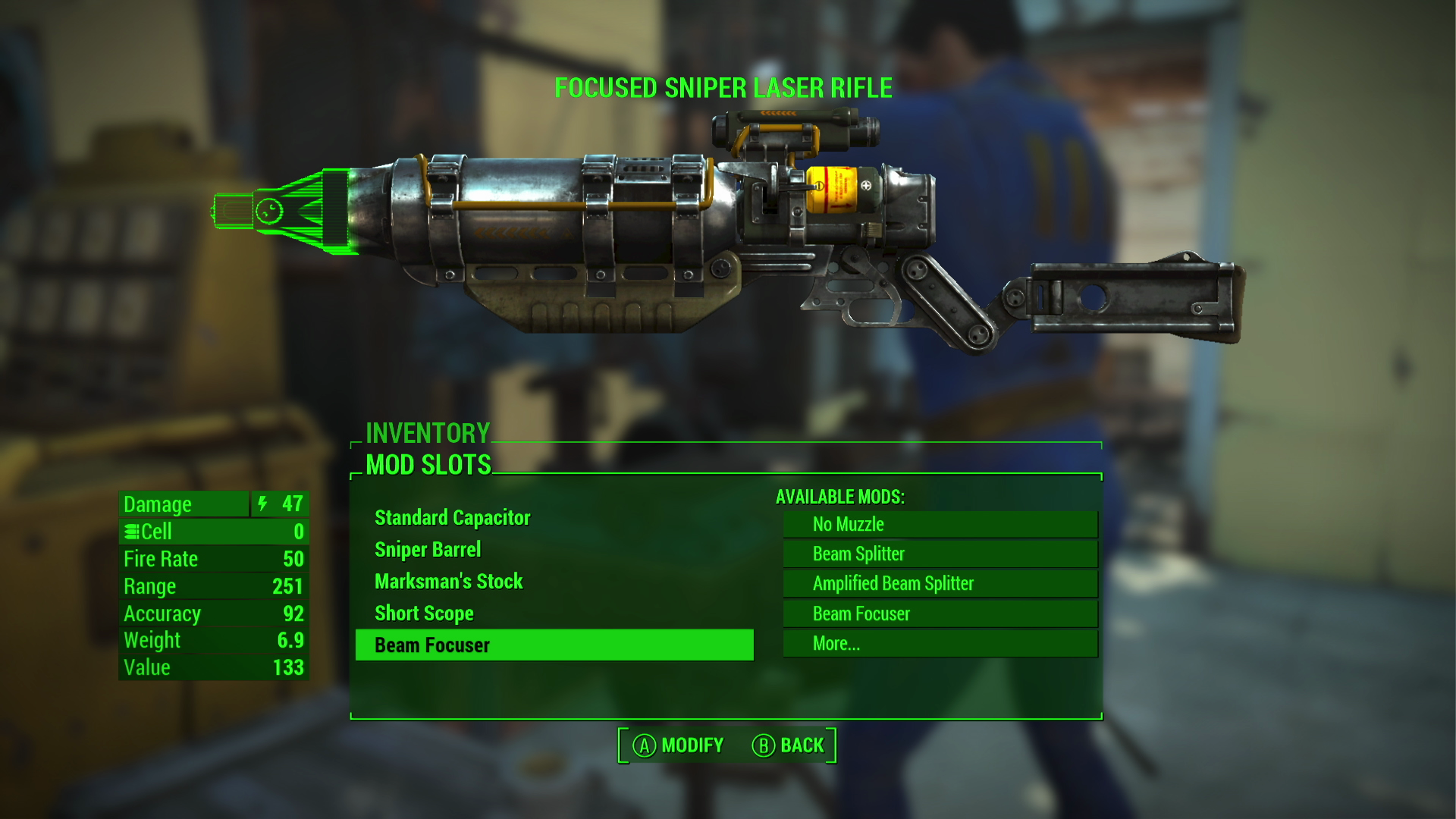 Fallout 4 Review Check Your Next Gen Expectations At The Vault Door