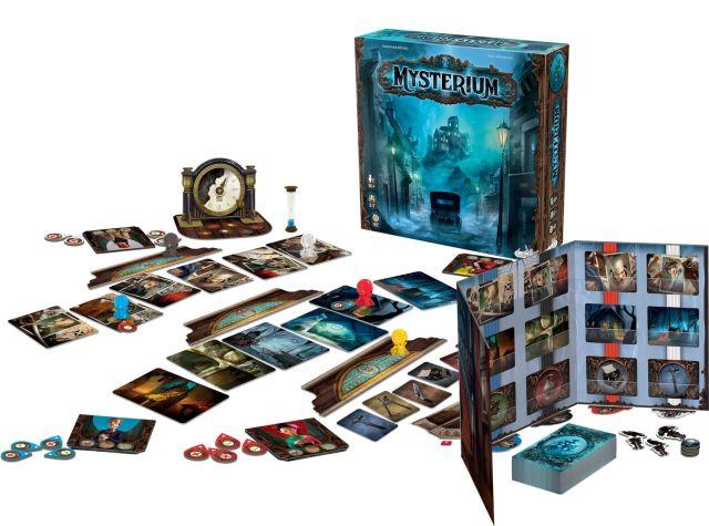Ars Cardboard: Mysterium's dreamy world is ghostly good fun